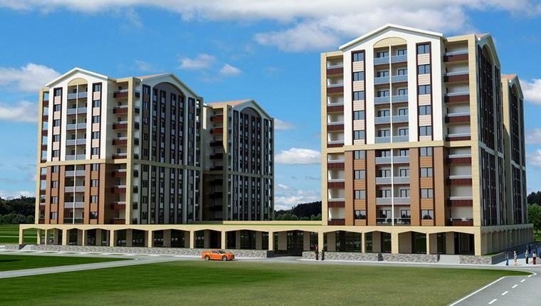 TOKİ, Trabzon'a 141 konut ve 51 dükkan yapıyor!
