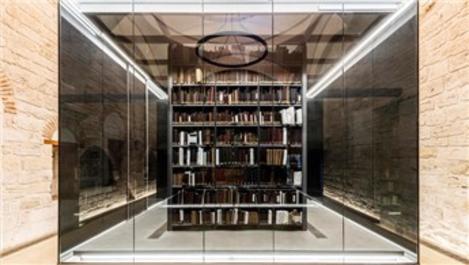 Tabanlıoğlu Beyazıt Devlet Kütüphanesi Renevasyonu'na ödül!