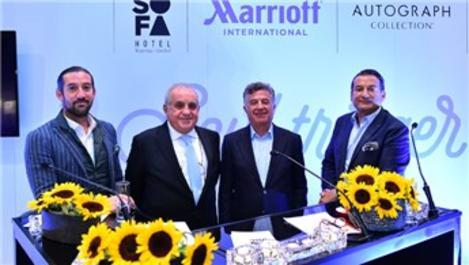 Sofa Hotel ve Marriott International iş birliği yaptı