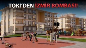 TOKİ'nin İzmir'de 679 konutluk yeni projesi