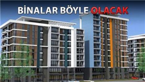 İzmir Örnekköy'de 3 bin 520 konutluk kentsel dönüşüm!