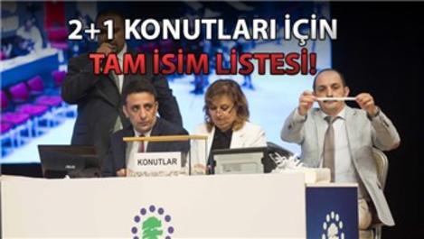 TOKİ Kayaşehir 2+1 kura sonuçları için tıklayın!