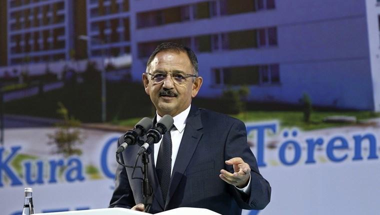 Ankara Mamak'ta 775 konut sahiplerini buldu