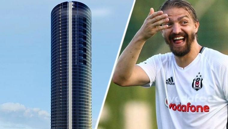 Caner Erkin, Miami'den 7 milyon dolara ev aldı!