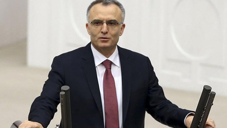 Maliye Bakanı Ağbal'dan Emlak Vergisi açıklaması!