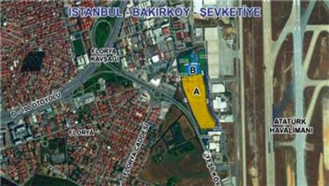 Bakırköy Şevketiye arsasının 2. oturumu 11 Ekim'de yapılacak