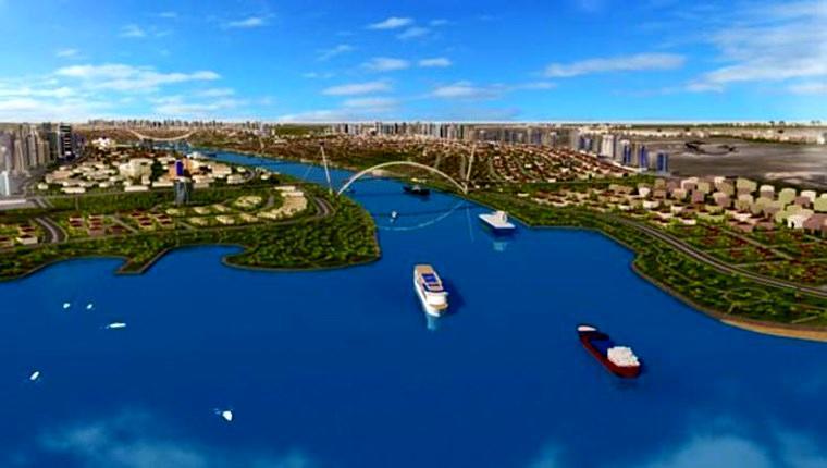 Kanal İstanbul projesiyle yeni adalar yapılacak!