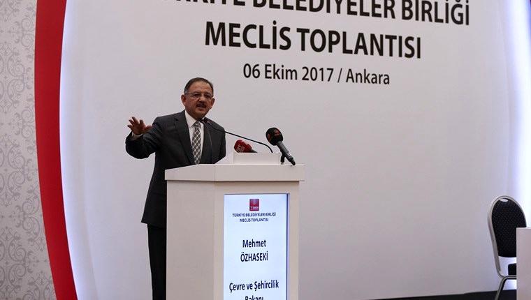 'Türkiye'de toprakların yüzde 66'sı deprem kuşağında'