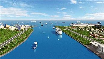 Kanal İstanbul için 5 güzergahda çalışmalar başladı