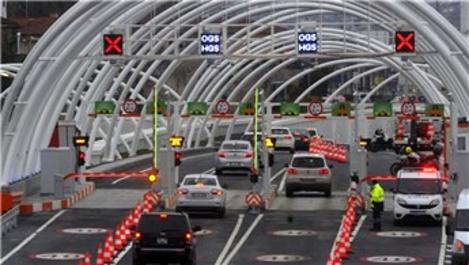 Avrasya Tüneli'nde ihlalli geçişler cezasız kalmıyor!