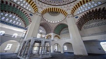Selimiye Camisi'nin benzeri Kayseri'de yapılıyor!
