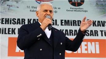 'Afyonkarahisar-Ankara arası trenle 1,5 saat olacak'