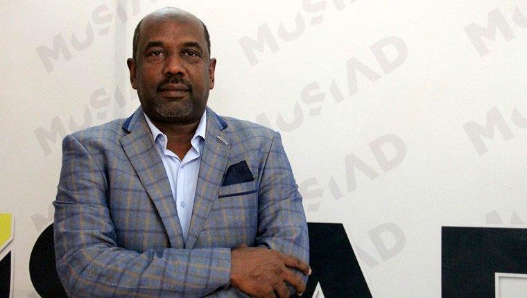 'Sudan'da daha çok Türk yatırımcı görmek istiyoruz'