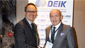 Kanadalı ticari heyet Türkiye'ye geldi