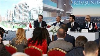 WE Haliç projesi basına tanıtıldı