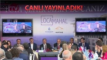 Locamahal Veliefendi projesi basına tanıtıldı