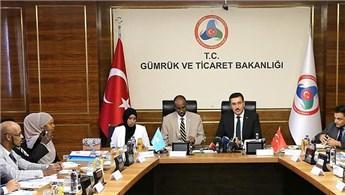 Somali, inşaat ve ziraat alanlarında Türk yatırımcıları bekliyor