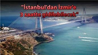 'Osmangazi Köprüsü'nden günde 21 bin araç geçiyor'
