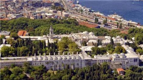 Topkapı Sarayı'nın Hasbahçesi denetimli inşaata açılıyor