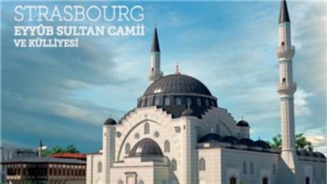 Fransa'daki Eyüp Sultan Camisi yeniden yapılacak