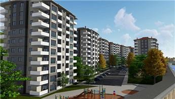 TOKİ, Trabzon'da inşa edilecek 511 konutun ihalesini yaptı