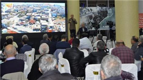 Büyükçekmece'de kentsel dönüşüm anlatıldı!
