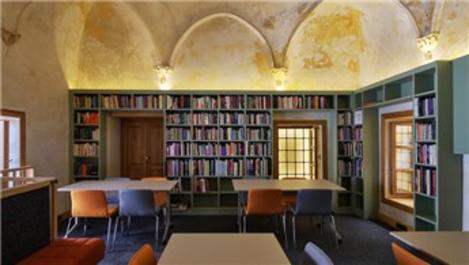 İzmir'deki sıbyan mektebi 'okuma odası' oldu