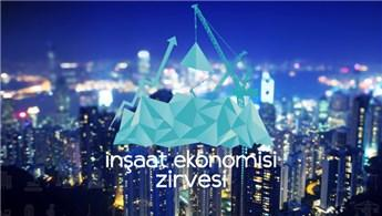 2. İnşaat Ekonomisi Zirvesi 19 Ekim'de yapılacak