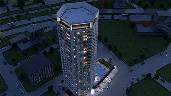 Varyant Tower, İzmir Bornova'da yükseliyor!
