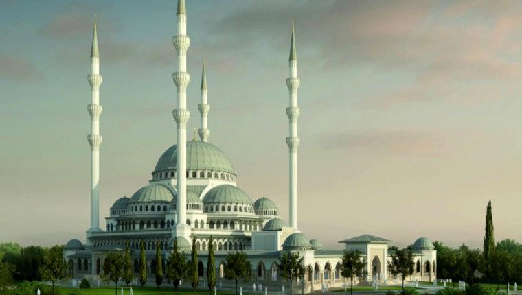 Uludağ Üniversitesi Görükle Kampüsü'ne 4 minareli cami!
