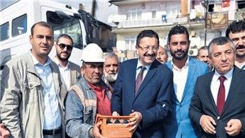Önder Mahallesi'nde kentsel dönüşüm çalışmaları başladı