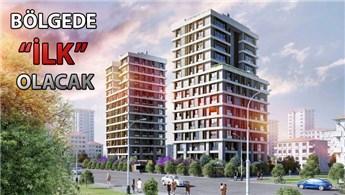 Şehrin merkezine yeni bir pencere; Polat Ev Göztepe!