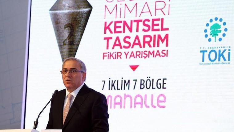 TOKİ'nin 7 İklim 7 Bölge Yarışması ile 35 projeye ödül!