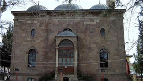 Bilecik'teki Çelebi Mehmet Camisi'nin restorasyonu tamamlanıyor