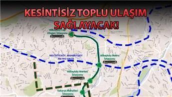 Eminönü-Alibeyköy tramvayı bu hatlarla entegre olacak!