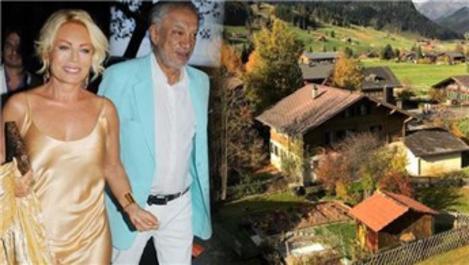 Semiramis Pekkan, İsviçre'den 4 milyon dolara dağ evi aldı