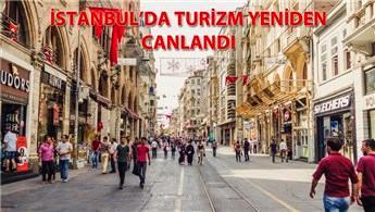 Taksim'deki otelleri Ortadoğulu turistler doldurdu!