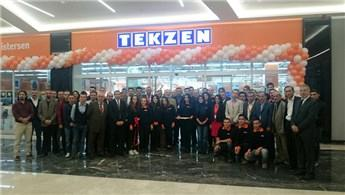 Tekzen, Ankara'daki 9. mağazasını Metromall AVM'de açtı