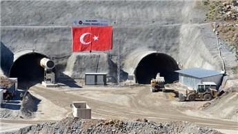 Alacabel Tüneli milyonlarca liralık tasarruf sağlayacak