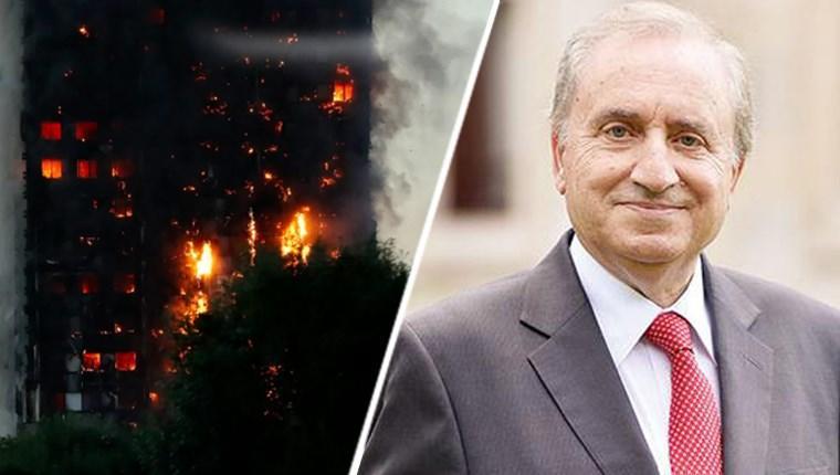 Türkiye'de yüzde 80 yapının yangın güvenliği yetersiz!