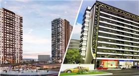 Luxera'dan 2 yeni proje: Luxera Meydan ve Luxera Yenibosna