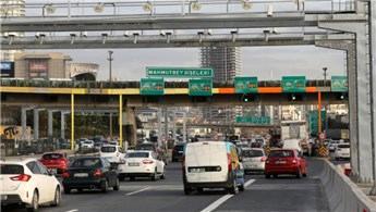 Türkiye'de köprü ve otoyollardan 9 ayda 1 milyar liralık gelir!