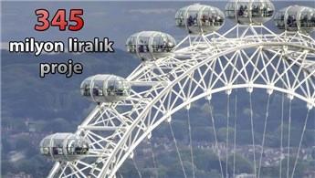 Karaköy'ün London Eye projesi için düğmeye basıldı!