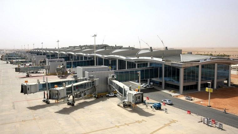 TAV, Riyad Havalimanı projesiyle ödül kazandı