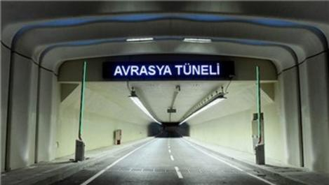 Avrasya Tüneli'nde hikayeler ödüllendirildi!