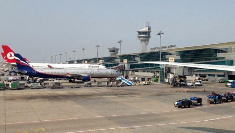 İstanbul havalimanlarından 71 milyon kişi uçtu!