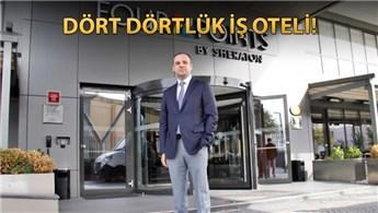 Er Yatırım'dan, 20 milyon dolar yatırımlık otel projesi!