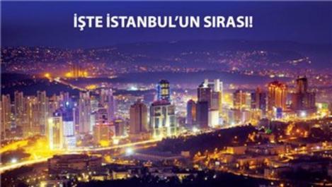 İstanbul, en çok gökdelen bulunan şehirler arasına girdi