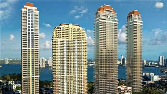 Miami'de gayrimenkul piyasası 11 milyar dolara yaklaştı!
