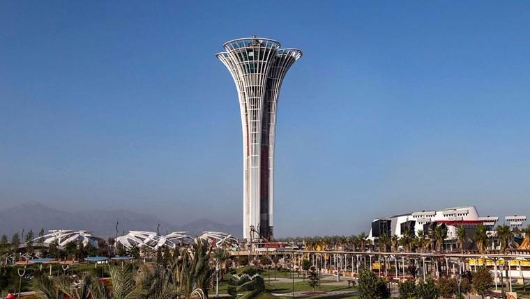 Antalya Expo 2016 Kulesi'ne büyük ödül!